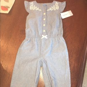 Carters NWT. Size 12 months romper